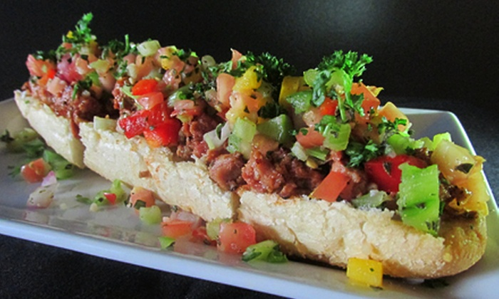 Pinch'N Tails - Rowlett Business Park: Cajun Sports Bar Cuisine at Pinch'N Tails (Up to Half Off)