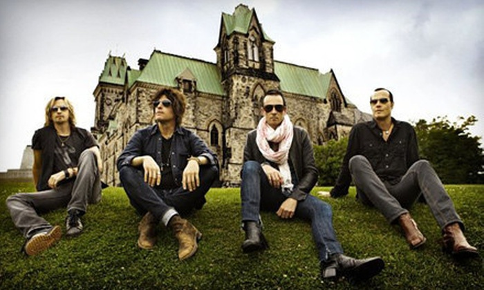 Stone Temple Pilots - Abbotsford Centre: Stone Temple Pilots Concert for One or Four at Abbotsford Entertainment & Sports Centre on September 17 (Up to 78% Off)