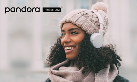 Free Three-Month Subscription to Pandora On-Demand Premium, On-Demand Premium Family, or Ad-Free Plus