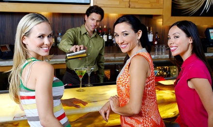 $29 for a Two-Hour Drink-Mixing Funshop at ABC Bartending School ($99 Value)