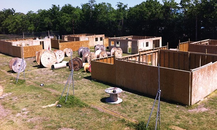 Paintball for 2 or 10 at Glory Paintball (Up to 50% Off)