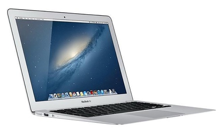 "Apple MacBook Air 11"" (2013) Laptop with 4GB RAM, 128GB Hard Drive, and Intel Core i5 1.3GHz Processor (Scratch & Dent)"