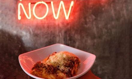 Menú italiano para 2 personas con entrante, lasaña, postre y bebida en Pasticho (hasta 41%  de descuento)