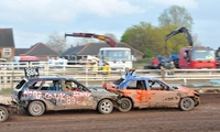 Tickets for Two Adults or a Family of Four to Startrax, Chesterton Stadium, 30 July