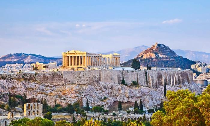 The wonder trip: ✈Atenas: 4 días y 3 noches en habitación doble, con desayuno y vuelo directo de I/V desde Madrid o Barcelona