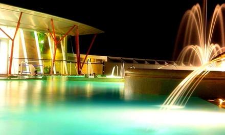 Chianciano Terme: fino a 7 notti con pensione completa, terme, degustazione e massaggi per 2 persone al Hotel Miralaghi
