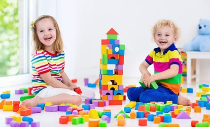 One Week or One Month of Nursery with Optional Daycare Enrolment at Little Feet Early Learning Center (Up to 50% Off)