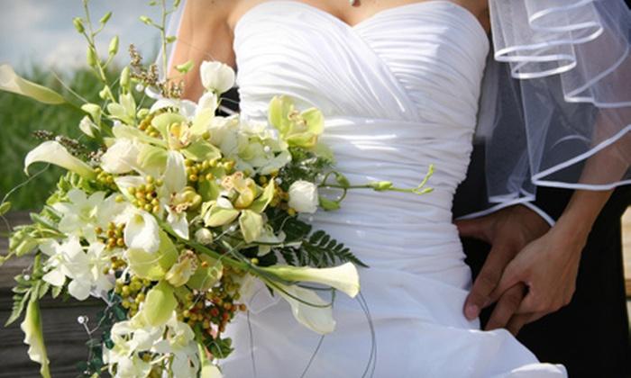 The Wedding Salon - The Metropolitan Pavilion: $35 for The Wedding Salon Bridal Show for Two on April 22 at 4 p.m. ($75 Value)