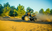Full-Day Quad Bike Tour with Lunch and Pick Up: One ($129) or Four People ($516) with Perth Quad (Up to $716 Value)