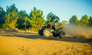 Perth Quad: Full-Day Quad Bike Tour with Lunch and Pick Up: One ($129) or Four People ($516) with Perth Quad (Up to $716 Value)