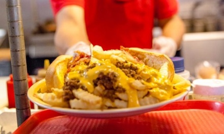 American Food and Drink at The Bethel Hot Dog Palace (Up to 25% Off)