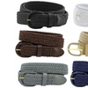 Unisex Stretch Braided Belt (2-Pack)