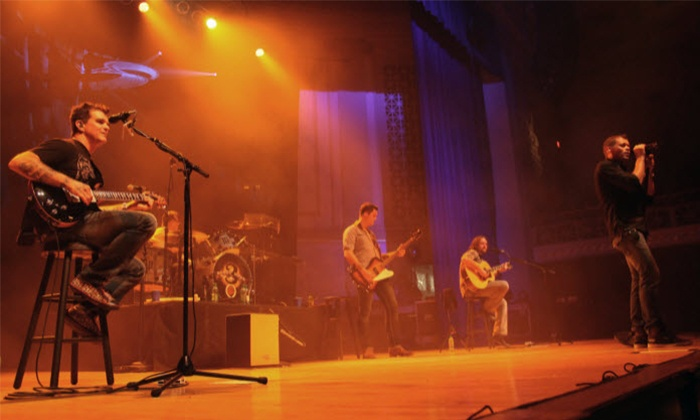 3 Doors Down Acoustic: Songs From The Basement - Sands Bethlehem Events Center: 3 Doors Down Acoustic: Songs from the Basement on February 12 at 8 p.m. (Up to 53% Off)