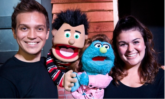 """Avenue Q"" (July 15-August 6)"