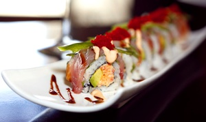 Up to 45% Off Dinner at Sushi Confidential – Downtown San Jose at Sushi Confidential – Downtown San Jose, plus 9.0% Cash Back from Ebates.