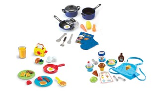 Learning Resources Pretend & Play Kitchen Sets