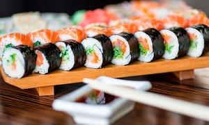Che Sushi: Combo de salmón y langostinos de 30 o 60 piezas + delivery en Che Sushi. 3 sucursales