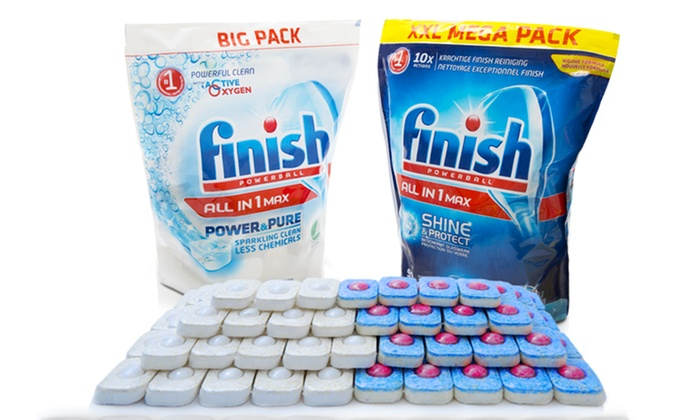 finish tablets how to use