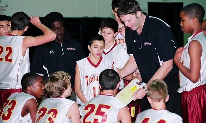 Cobbhoops Basketball - Carrollwood: Eight Basketball Training Sessions at CobbHoops.com Basketball (52% Off)