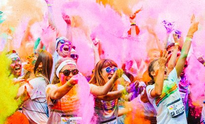 image for The Color Run™ on 8th July at Wembley Park (Up to 25% Off)