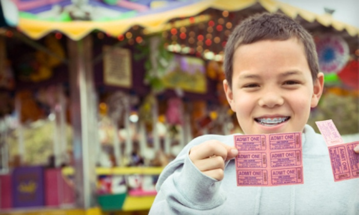 Fun Party Rental - Eastwood: $115 for One-Day Rental of Six Carnival Games with $100 Worth of Prizes from Fun Party Rental in Bellevue ($250 Value)