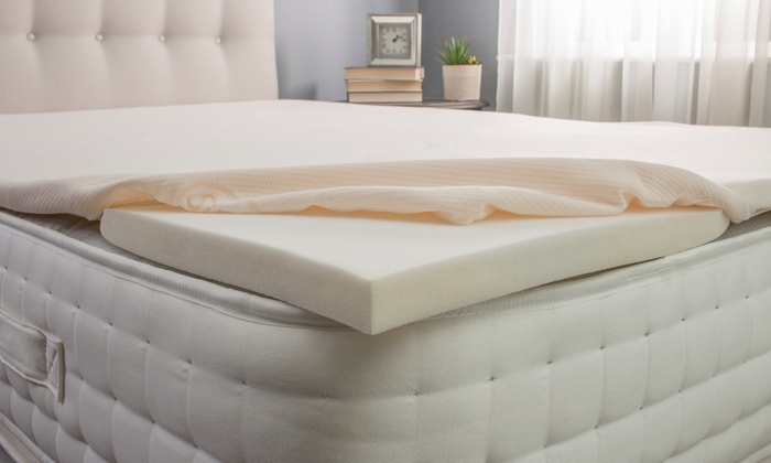 top-rated-deal-icon         Top Rated Deal                                                                                                                                                                                                                                                                                                                                                                                                                       Silentnight Impress Memory Foam Mattress Topper