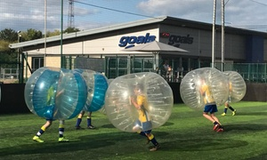 Zorb Football UK: 60-Minute Zorb Football Session with Optional 30 Minutes of Tag Archery for 15 at Zorb Football UK, Eight Locations