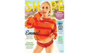 74% Off One Year, 10-Issue Subscription to Shape Magazine