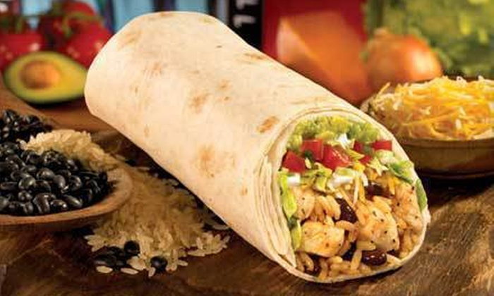 Moe's Southwest Grill - Rock Hill: Catering for 10 or 15 or $7 for $14 Worth of Southwestern Fare at Moe's Southwest Grill in Rock Hill