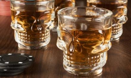 Set di 4 shots