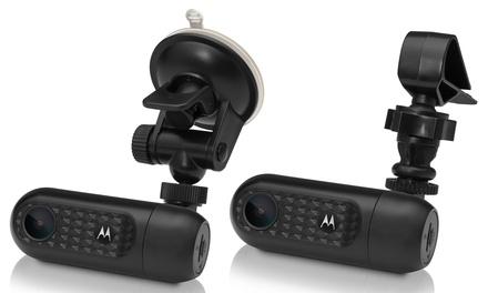 Motorola MDC10W Wi-Fi Dash Cam