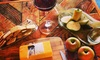 Whirlwind Winery - Northwest Oklahoma City: Wine and Cheese Pairing for Two or Four at Whirlwind Winery (50% Off)