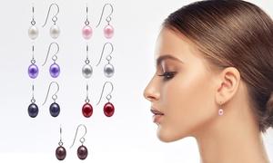 Boucles d'oreilles perles OMG Jewel