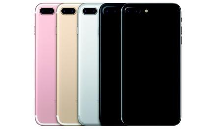 Apple iPhone 7 reconditionné, 32 à 256 GB, coloris au choix, avec étui et verre de protection dès 679€,livraison offerte