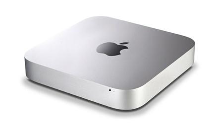 Apple Mac mini  ricondizionato disponibile in divere capacità di RAM e HD da 389,90 € con spedizione gratuita