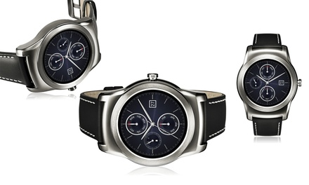 LG W150 Urbane Watch for €249.99 With Free Delivery