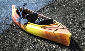 Mountain Bay Outfitters: $17 for $30 Worth of Kayak Rental — Mountain Bay Outfitters and The Coffee Depot