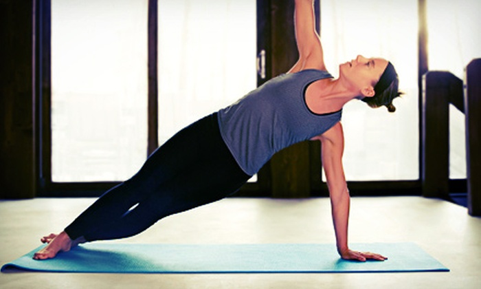 Yoga City - Meadowvale: Five Yoga Classes or One Month of Unlimited Classes at Yoga City (Up to 65% Off)