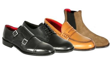 Scarpe da uomo Bruno Magli Made in Italy disponibili in diversi modelli, colori e misure