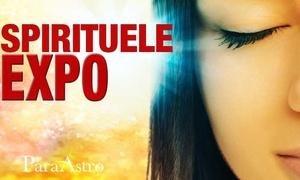 Para Astro: Tickets voor Spirituele Expo op een locatie naar keuze