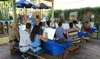 Orlando Paints - Multiple Locations: Paint Night for One, Two, or Four at Orlando Paints (Up to 64% Off)