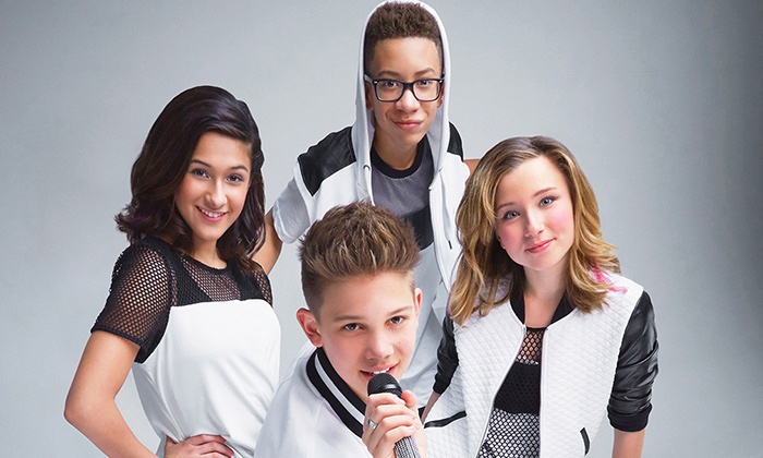 Kidz Bop - Pikes Peak Center: Kidz Bop Kids: Make Some Noise Tour at Pikes Peak Center on August 16 (Up to 31% Off)