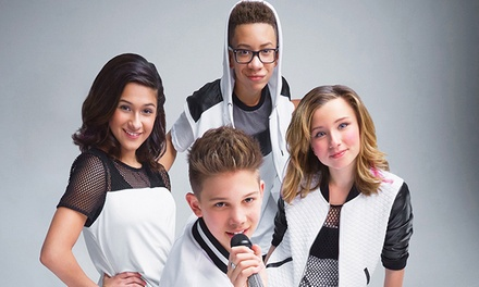 Kidz Bop Kids: Make Some Noise Tour at Pikes Peak Center on August 16 (Up to 31% Off)