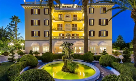 ✈ Sorrento: Up to 7 Nights with Breakfast, Return Flights and Optional Transfers at 4* La Medusa Hotel & Boutique Spa*