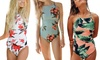 TeLaura Floral One-Piece Swimsuit