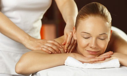 60-Min Relaxation ($49) or Remedial ($59), or 90-Min Deep Tissue Massage ($79) at Ayur Healthcare (Up to $160 Value)