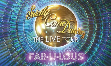 Strictly Come Dancing 2018 Live Tour , 19 January–11 February 2018, Eight Locations