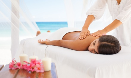 $49 for 60-Minute Full-Body Massage or 75-Minute Pamper Package at Fabulous Darling Beauty (Up to $120 Value)