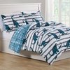 Fun Reversible Comforter Set (2- or 3-Piece)