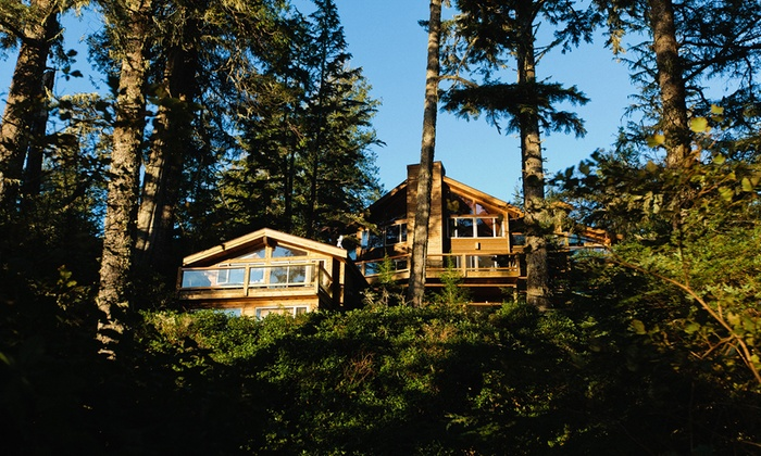 The Cabins at Terrace Beach in - Ucluelet, BC, CA   Groupon